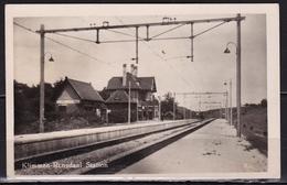 KLIMMEN-RENSDAAL Station 1950 Z/W Verzonden Naar Breda - Autres