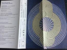 Dépliant 3 Feuillets : Vladimir Mirvald, Museum Kampa, Prague, 2015. (texte En Tchèque & En Anglais) - Autres Collections