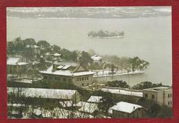 CN.- China. Hangzhou. The West Lake. Winter Scene. - China