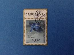 2006 HONG KONG CHINA FRANCOBOLLO USATO STAMP USED - UCCELLI BARN SWALLOW $ 2.50 - 1997-... Speciale Bestuurlijke Regio Van China