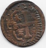 Espagne - Ferdinand V - 1468-1516 -  Cuivre - Monnaies Provinciales