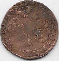 Espagne - Philippe IV - 1621-1665 -  Cuivre - Monnaies Provinciales