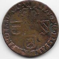 Espagne - Philippe V -  Cuivre - Monnaies Provinciales