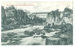 Vintage Tasmania, Launceston, Corra Linn Near Launceston Pc Unused - Lauceston