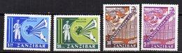 Serie Nº 316/9 Zanzibar - Zanzibar (1963-1968)