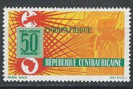 Centrafrique YT PA 28 XX / MNH - República Centroafricana