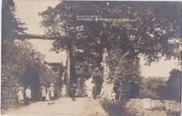 CPA 07. LA LOUVESC (Lalouvesc), GRANGE NEUVE, Fontaine Et Château. Animée. Peu Courante. - La Louvesc