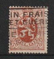 MiNr. 300  Belgien /  1930, 7. Nov. Freimarken: Wappenschild. Bdr. (2020, Unterteilt In 4 Gruppen Zu 1010); Gez. 13:14. - 1929-1937 Heraldischer Löwe