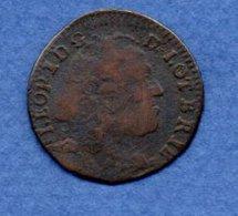 Lorraine  -  Liard 1727--  état  TB - 476-1789 Monnaies Seigneuriales