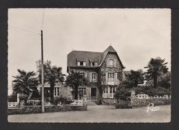 """CPSM Gf . Dépt.29. LANDEVENNEC . """"L'Hôtel Beausséjour"""" . Tél. 2 . - Landévennec"""