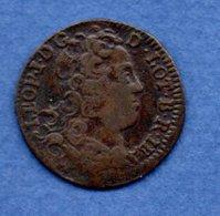 Lorraine  -  Liard 1726--  état  TB -  Beau Portrait - 476-1789 Monnaies Seigneuriales