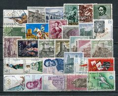 Spanien / Int. Lot O (25217-20) - Briefmarken