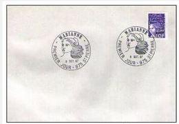 FDC Saint Pierre Et Miquelon  Marianne Du 14 Juillet ( Luquet ) 10 F  8-10-1997 - FDC