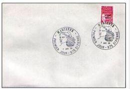 FDC Saint Pierre Et Miquelon Marianne Du 14 Juillet Bdf ( Luquet ) 4,50 F 07-01-1998 - FDC