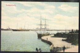 KØBENHAVN Langelinie Ca 1920 ?  Old Ships - Dänemark