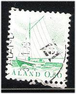 Aland Åland 1984 Ships.  Mi  2    Cancelled(o) - Aland