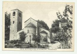 PIEVE MONUMENTALE DI RUBBIANO - MONTEFIORINO  - VIAGGIATA FG - Modena