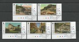 Gibraltar 2013 Old City Views Corner Y.T. 1534/1538 (0) - Gibraltar