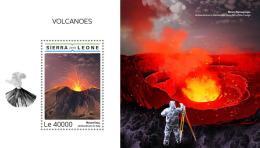 Sierra Leone 2018 Volcanoes  S201809 - Sierra Leone (1961-...)