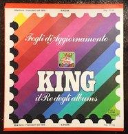 SMOM Fogli Marini King 1979 - Malte (Ordre De)