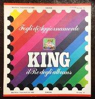 SMOM Fogli Marini King 1983 - Malte (Ordre De)