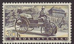 Ceskoslovensko 1958 - Tatra Transport, Old Car, Scenery, Automobil Josefa Bozka MNH - Czechoslovakia