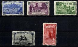 Marruecos Español Nº 162/66 En Nuevo - Marruecos Español