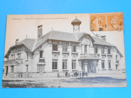 """59 ) Busigny - N° 7 - Citée Des Cheminots - école Claude Bernard """"  -  Année  - EDIT -  Couturs - Other Municipalities"""