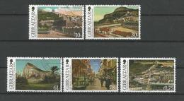 Gibraltar 2013 Old City Views Y.T. 1534/1538 (0) - Gibraltar