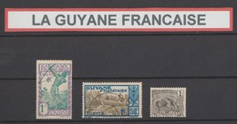 La Guyanne : Joli Lot De Timbres - Grote Komoren (1897-1912)