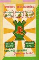 BUVARD & Blotting Paper : Semences Selectionnées Graines Du Nord Perruchette Oisinette - Farm