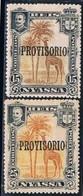 Companhia De Nyassa, 1903, # 43/4, MH - Nyassaland