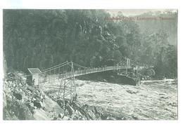 Vintage Tasmania, Launceston Alexander Bridge Pc Unused - Lauceston