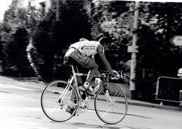 Photo Trophée Des Grimpeurs 1998 à Sannois, Coureur De La Française Des Jeux - Ciclismo