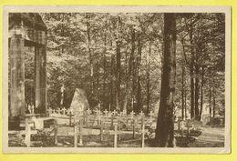 * Rossignol (Luxembourg - Tintigny - La Wallonie) * (Desaix) Intérieur Du Cimetière, Entrée De La Foret, Cemetery, Rare - Tintigny