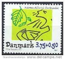 DENEMARKEN 1997 Astmafonds PF-MNH-NEUF - Neufs