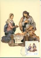 CM-Carte Maximum Card #1981-Portugal # Natal, Weihnachten,Christmas # Natividade - Cartes-maximum (CM)