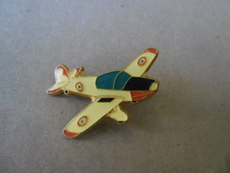 PIN'S AVION FRANCE AVIATION Ballard 77 Comps La Ville - Avions