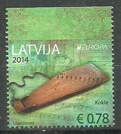 IVERT 2014 - Letonia