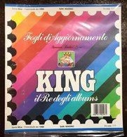 Fogli Marini Europa San Marino 1990 + Minifoglio Natale - San Marino