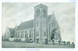 Vintage Australia, Broken Hill, Cathedral Pc Unused, J.Brokenshire - Broken Hill