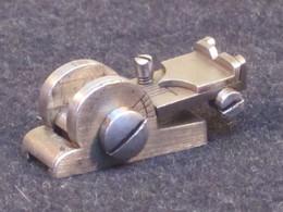 Hausse Pour Carabine Ou Fusil De Précision, Fin XIX°siècle, 1900. - Armes Neutralisées