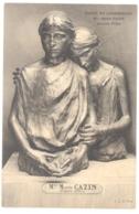 CPA Musée Du Luxembourg - Mme Marie CAZIN - Jeunes Filles - Sculptures