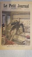 LE PETIT JOURNAL  SEPTEMBRE 1896 MORT DU PRINCE LOBANOW MINISTRE DE RUSSIE ET NOUVELLE TENUE DES GENDARMES - Journaux - Quotidiens
