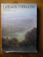 LITHUANIA Lietuvos Miskuose (In The Forests Of Lithuania) Gediminas Isokas 1988 - Books, Magazines, Comics