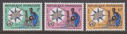 Rwanda 1964 Meteo 3v ** Mnh (41055B) - Rwanda