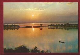 CN.- China. Hangzhou. The West Lake. Le Lac De L'Quest Au Lever Du Soleil. The West Lake At Sunrise. - China