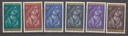 Rwanda 1965 Christmas 6v ** Mnh (41055C) - 1962-69: Ongebruikt