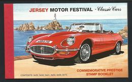 Jersey 2005 Classic Cars Prestige Booklet Y.T. C 1213 ** - Jersey