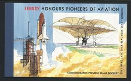 Jersey 2003 Aviation History Prestige Booklet Y.T. C 1075 ** - Jersey